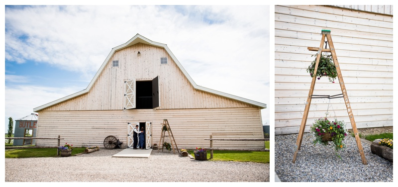 Barn Wedding Venue - Calgary