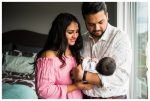 Chestermere At Home Newborn Photography | Baby Amar | Newborn Photographer