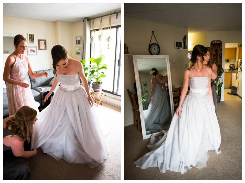 Calgary Bridal Wedding Photos