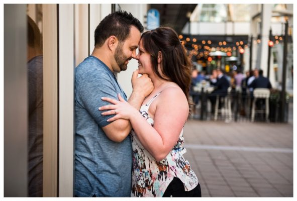 Calgary Rotary Park Engagement Photography | Peter & Rylie