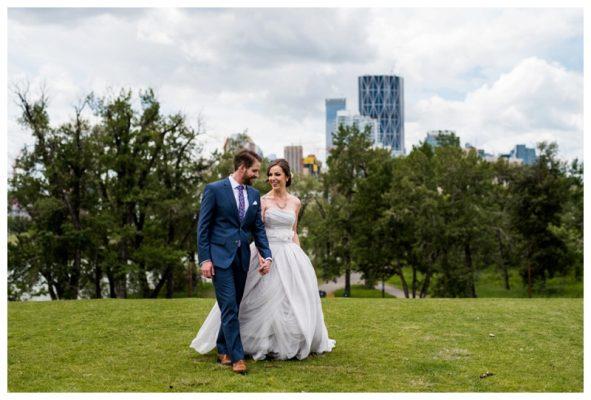 Calgary Rodney's Oyster House Wedding | Patrick & Emily| Calgary Wedding