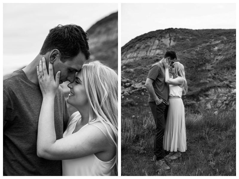Couple Session Drumheller Alberta