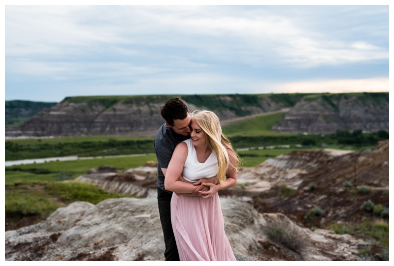 Drumheller Couple Photographer
