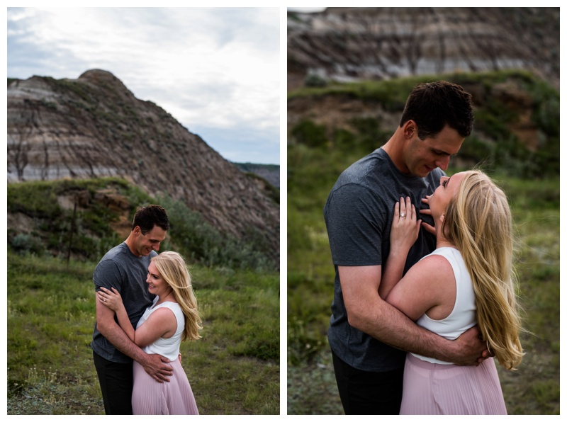 Drumheller Engagement Photographers