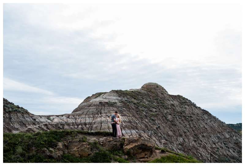 Drumheller Engagement Photography