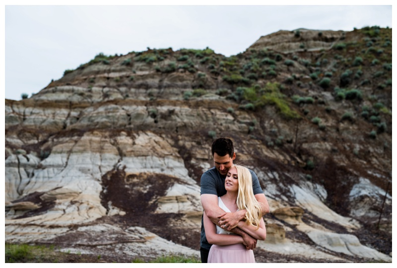 Drumheller Engagement Session