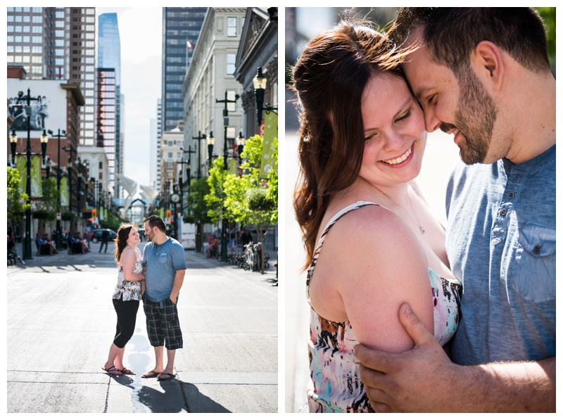Engagement Photographer Calgary