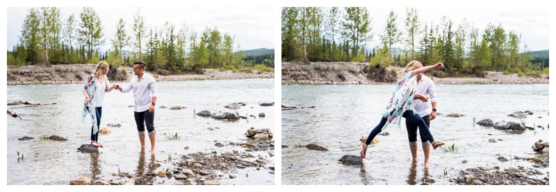 Engagement Photographer Canmore