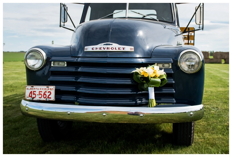 Farm Wedding Boquet Calgary