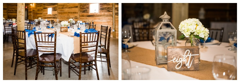 Olds Wedding Reception - Willow Lane Barn