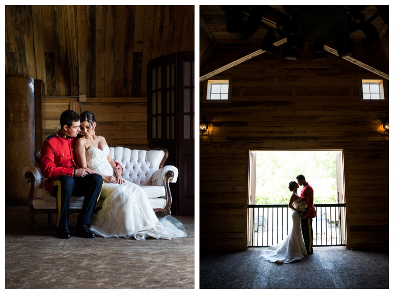 Olds Wedding Venue - WIllow Lane Barn