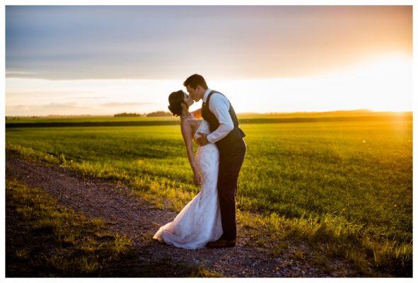 Olds Willow Lane Barn Wedding | Mitch & Melissa | Olds Wedding Photographer