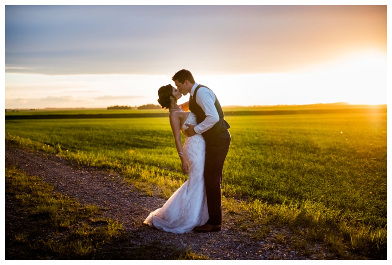 Willow Lane Barn Wedding - Olds Alberta