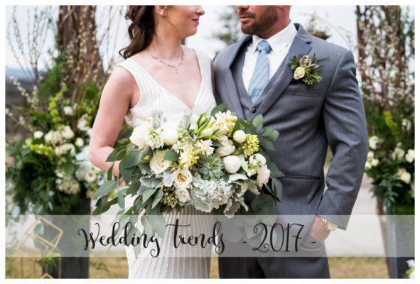 2017 Wedding Trends | Calgary Wedding Photographer