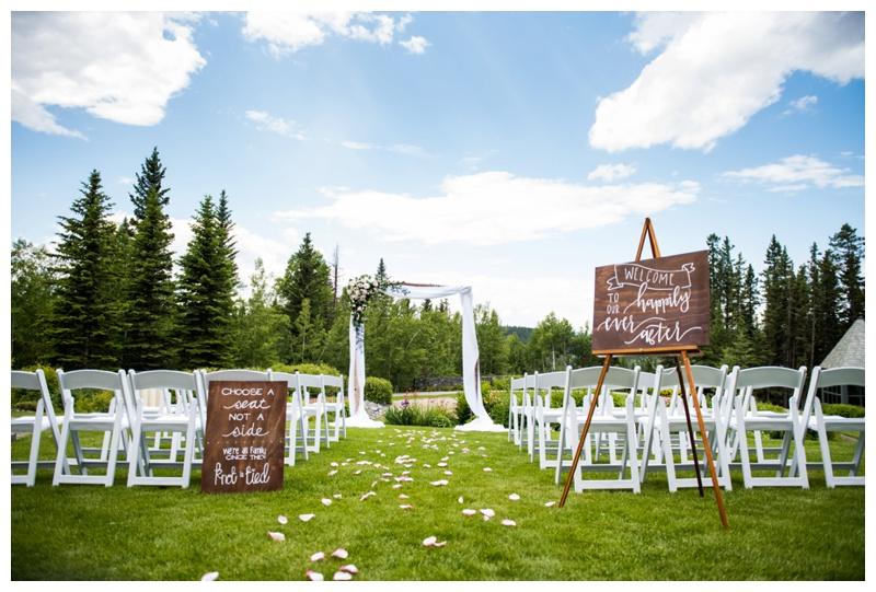Azuridge Estate Hotel Wedding Ceremony