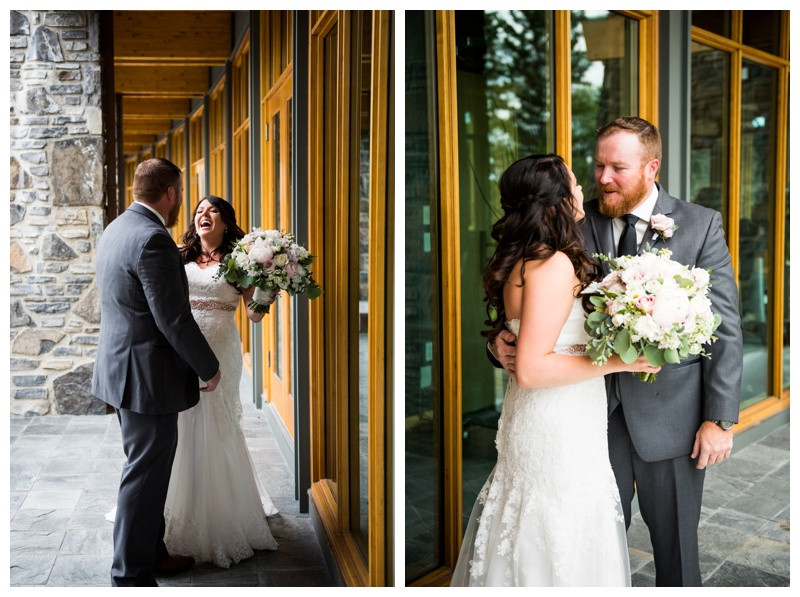 Azuridge Wedding Photography - First Look