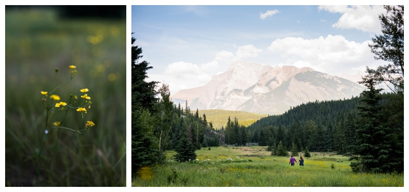 Banff Alberta Engagement Photographers