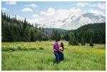 Banff Summer Engagement Photos | Brandon & Erica | Banff Wedding Photographer