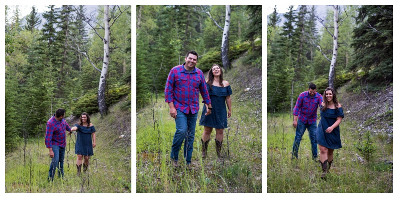 Banff Photographer - Engagement Photos
