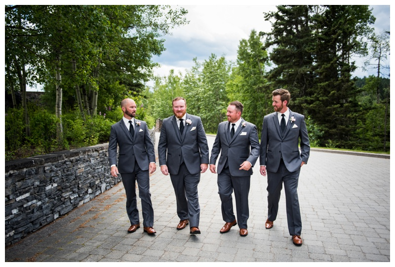 Bridal Party Photos Calgary