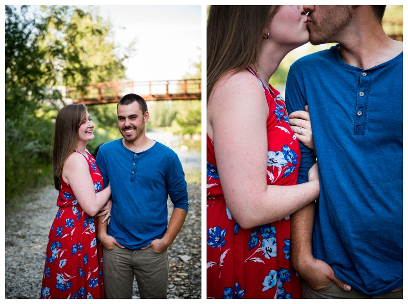 Calgary Engagement Photos