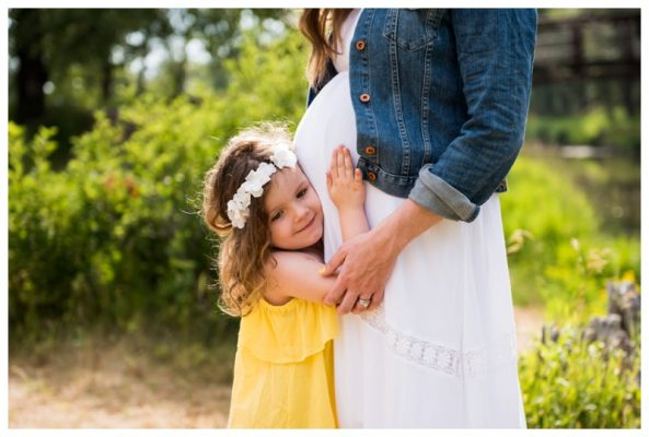 Boho Calgary Maternity Photography | Calgary Maternity Photographers