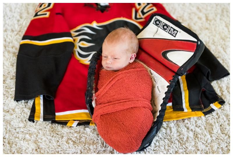 Calgary Flames Newbonr Photos