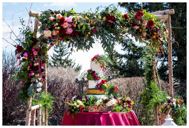 Calgary Wedding Cakes