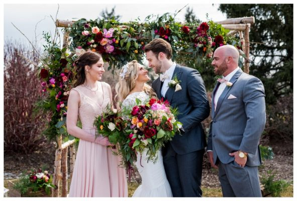 Calgary Event Core Styled Shoot – A Rustic Garden Romance | Calgary Wedding Vendors