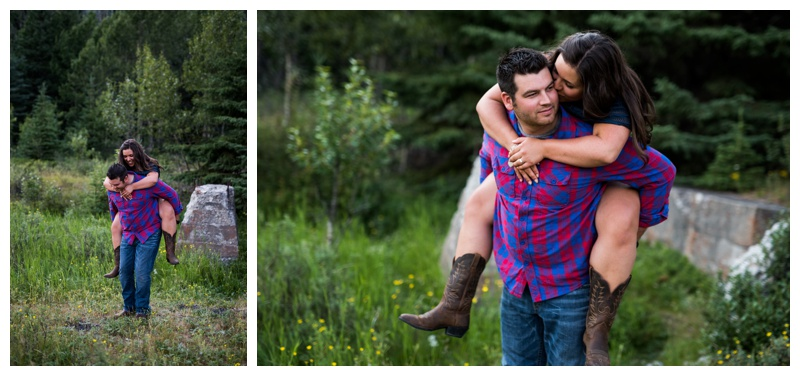 Engagement Photographer Banff