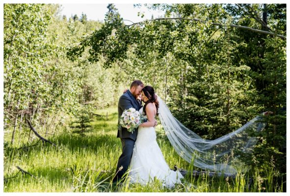 Azuridge Estate Hotel Wedding | Shane & Beth | Calgary Wedding Photographer