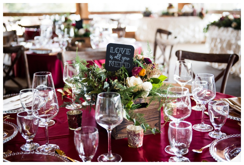 Rustic Wedding Decorations Calgary Reception Decor Weddings