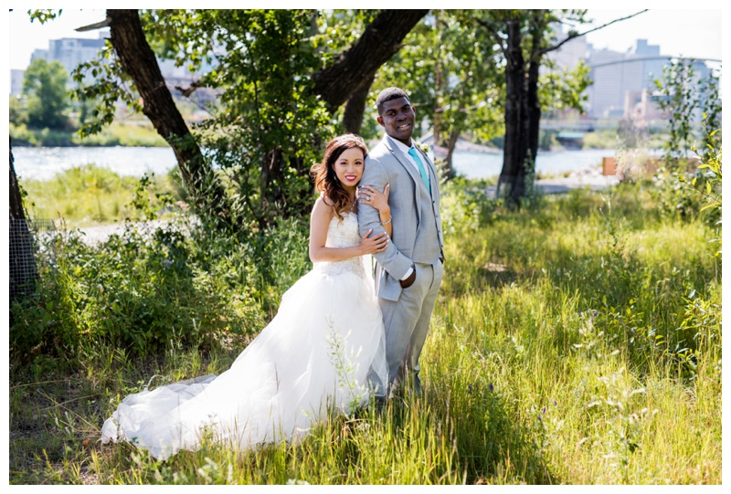 Bride & Groom Wedding Photographer Calgary