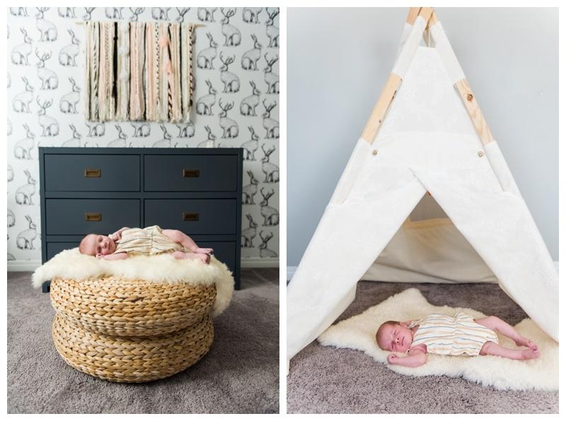 Calgary Alberta Newborn Photography
