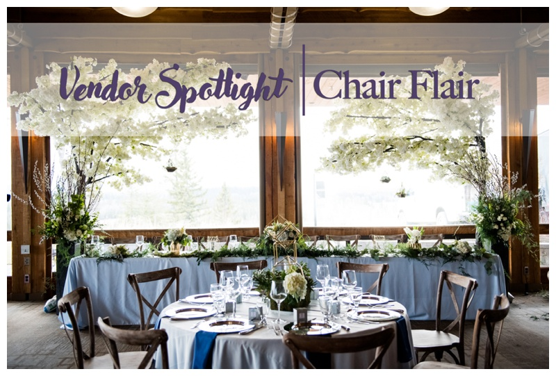 Vendor Spotlight - Chair Flair