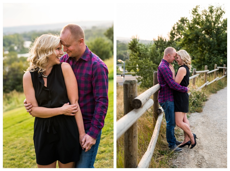 Rotary Park Engagement Photography Session