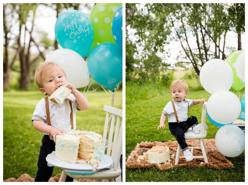 Tips For a Great Cake Smash Photo Session