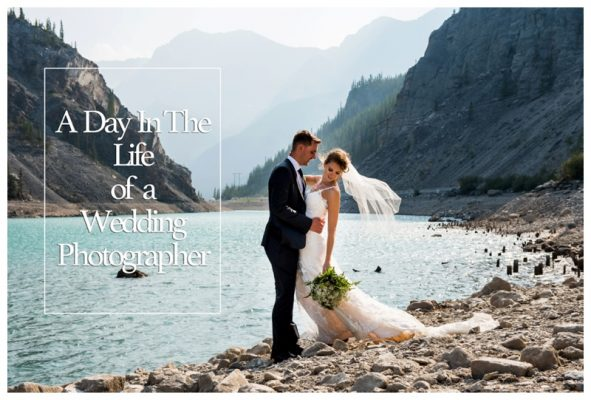 A Day in The Life of A Wedding Photographer | Calgary Wedding Photographer