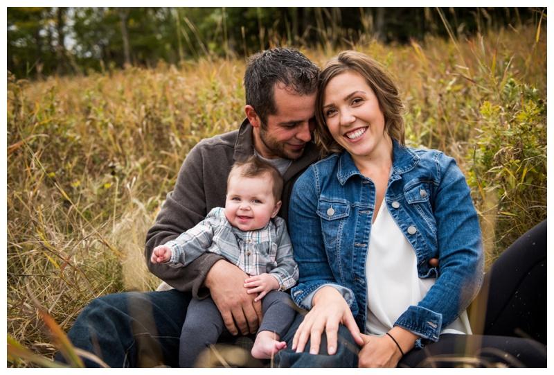 Autumn Family Photographers Calgary