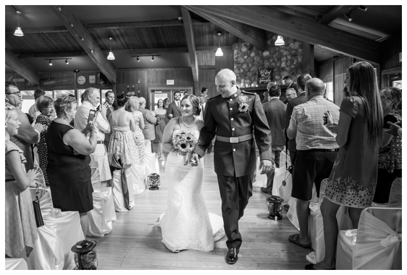 Canmore Alberta Wedding - Camp Cheif Hector YMCA