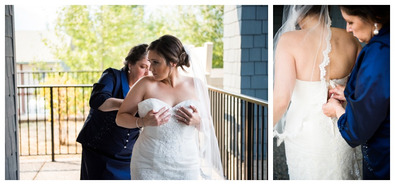 Canmore Bride - Canmore Wedding Photographer
