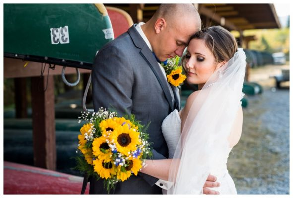 Canmore Camp Chief Hector Wedding | Bryan & Julie | Canmore Wedding Photographer