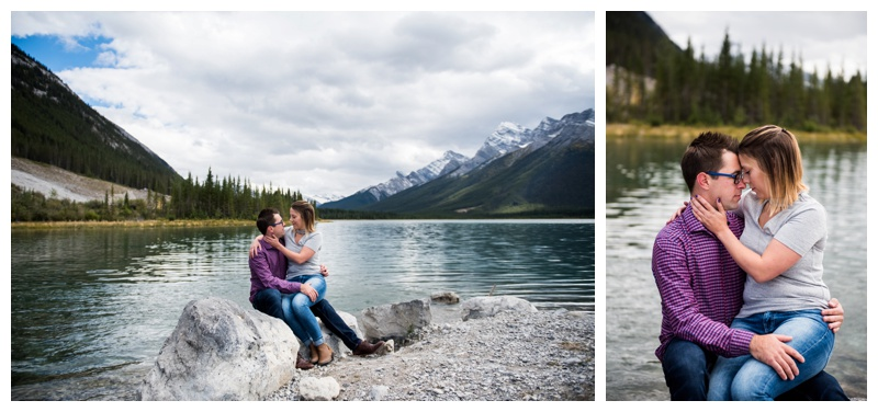 Couple Photography Canmore Alberta