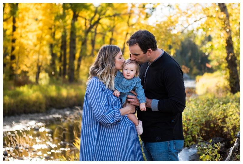 Fall Calgary Family Photos