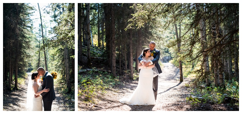 Mountain Wedding - Camp Cheif Hector Wedding Photography