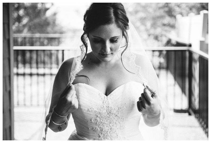 Rocky Mountain Bride - Canmore Wedding