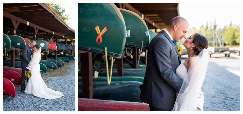 Rocky Mountain Wedding - Canmore Alberta