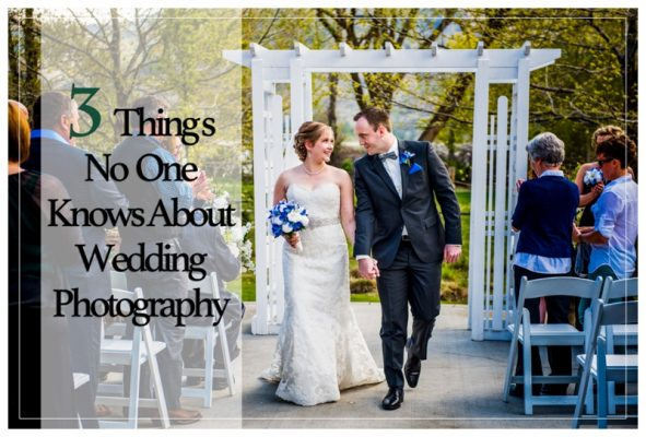 Three Things No One Knows About Wedding Photography | Calgary Wedding Photographer