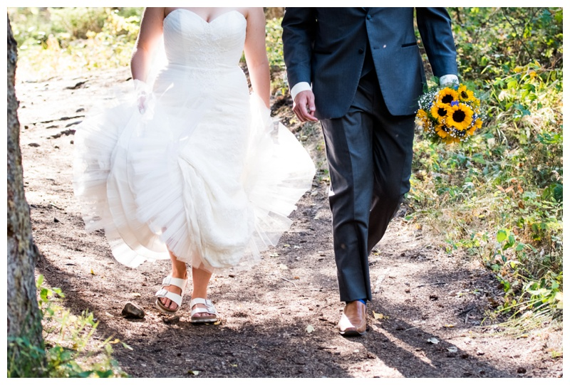 Wedding Photography - Camp Cheif Hector