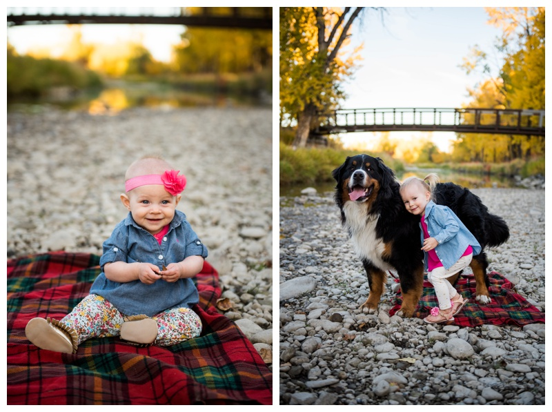 Autumn Family Photography Calgary